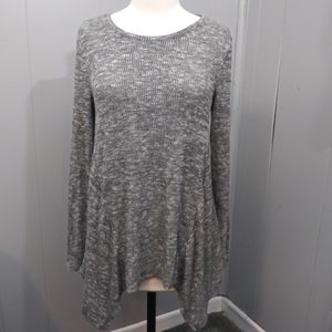 5/$25 a.n.a. Grey High Low Top